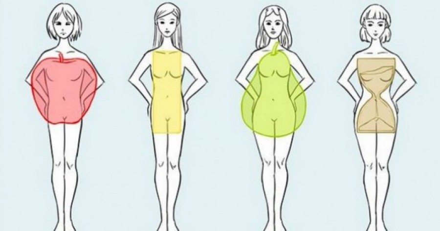 Így választhatod ki a tökéletes ruhákat az alakodnak megfelelően!