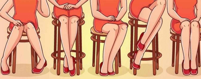 Árulkodó testbeszéd: Sokat elárul rólad az, ahogyan a széken ülsz