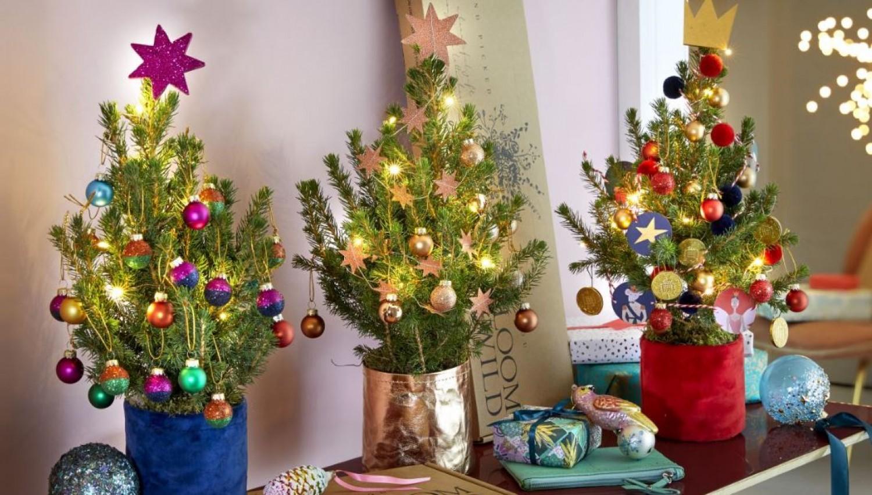 6 stílusos karácsonyi díszítés. Válassz!