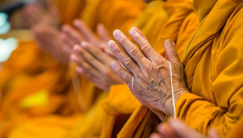 A buddhista szerzetesek 5 szokása, amely mindenkinek segít megszabadulni a negatív energiáktól