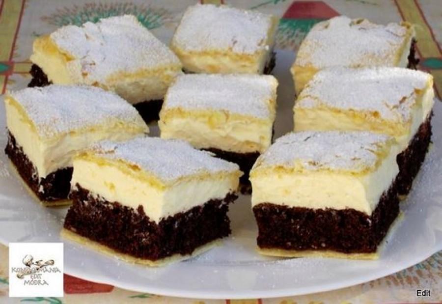 Nevesincs süti, megéri kipróbálni, mert nagyon finom!