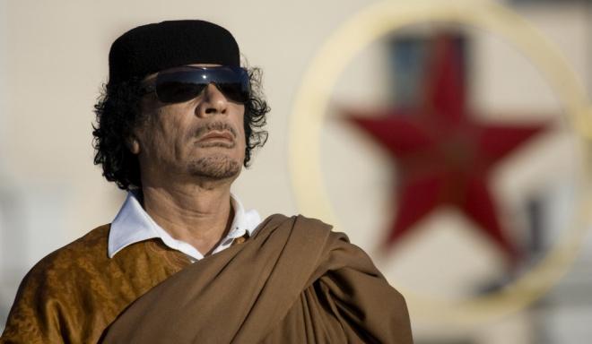 A kivégzett Kadhafi vészjósló szavai az Európát elárasztó migránsözönről