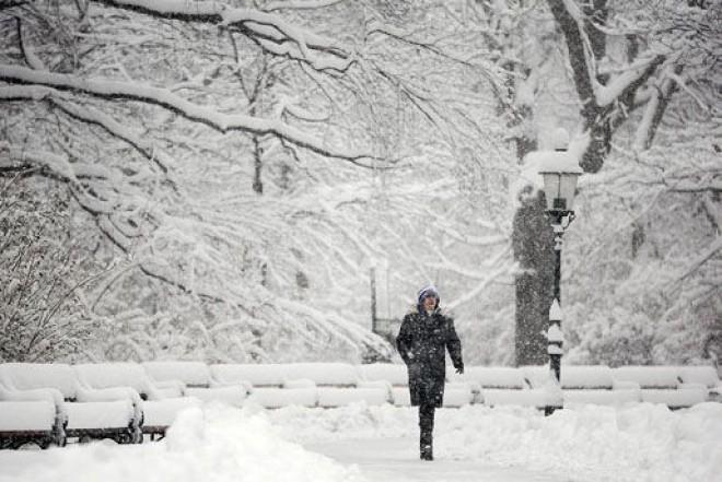 Jön a hideg és tartós lesz a havazás - ELŐREJELZÉS!