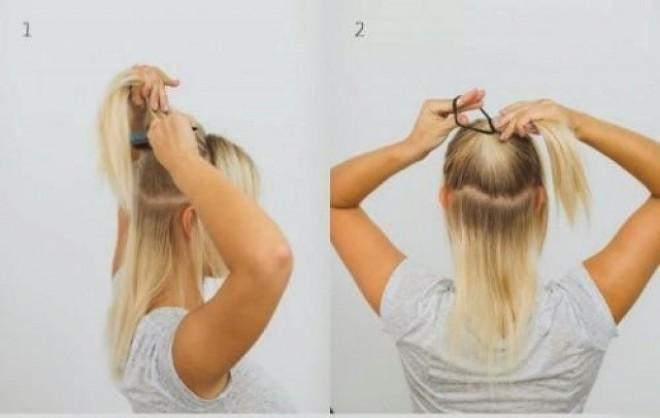 7 egyszerű frizura ötlet ,amit 5 perc alatt elkészíthetsz