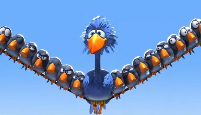 HIHETETLENÜL vicces és aranyos rövid animációs film a Pixar-tól!