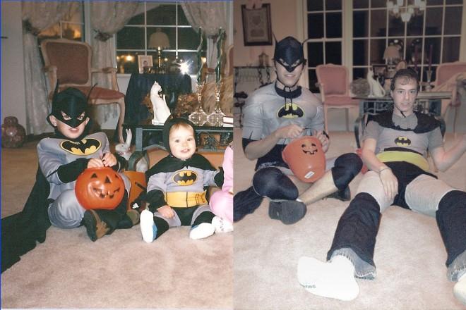 Újragyártották a régi családi fényképeket, egyik jobb, mint a másik!