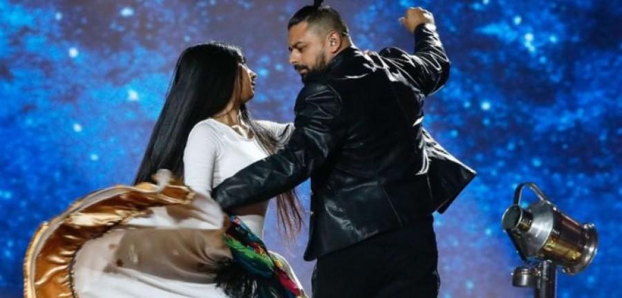 Bunda volt az Eurovíziós Dalfesztiválon?