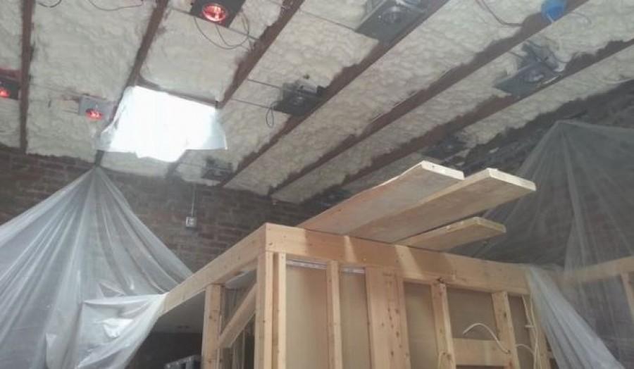 Egy lepukkant garázst vett magának a srác és mindenkinek leesett az álla, mikor meglátták az átalakítás után!