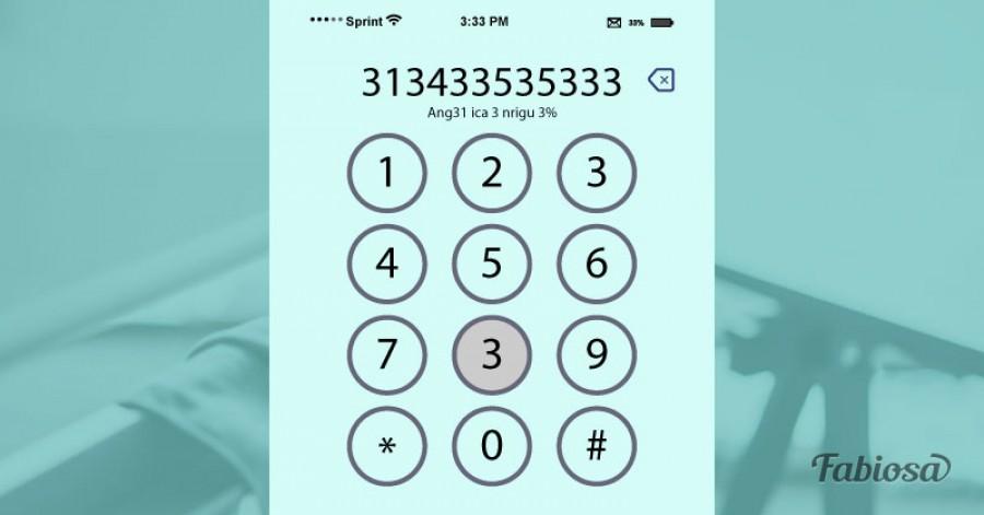 Te hány 3-ast látsz a képen?
