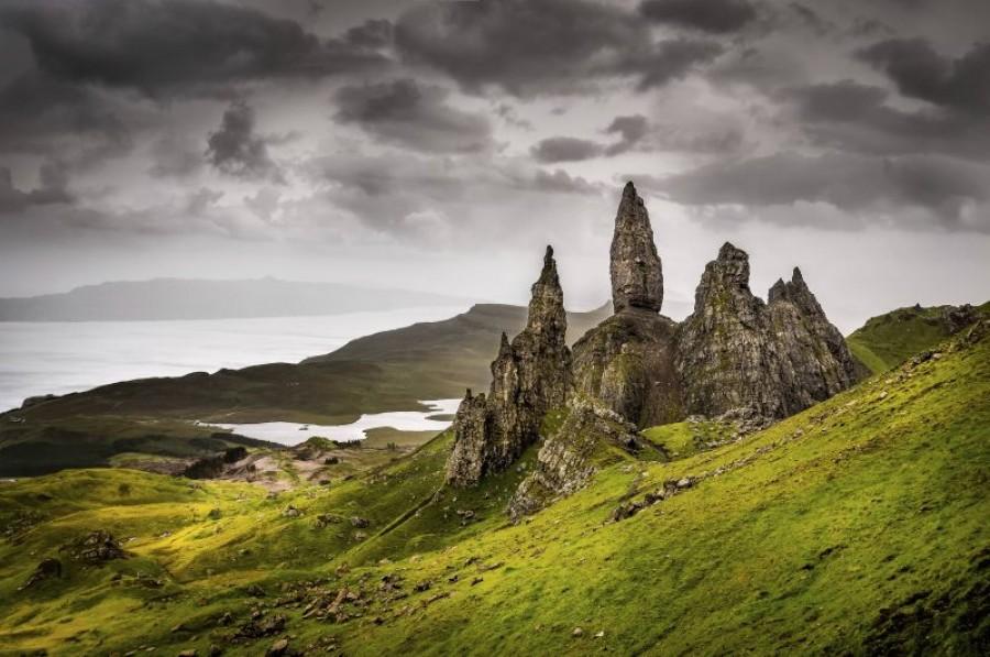 Turistaadót fizettetnének a látogatókkal ezen a meseszép skót szigeten