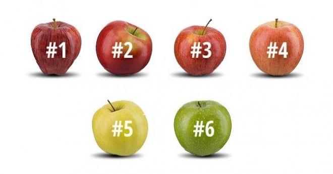 Válassz egy almát, hogy valami érdekes dolgot tanulj magadtól!