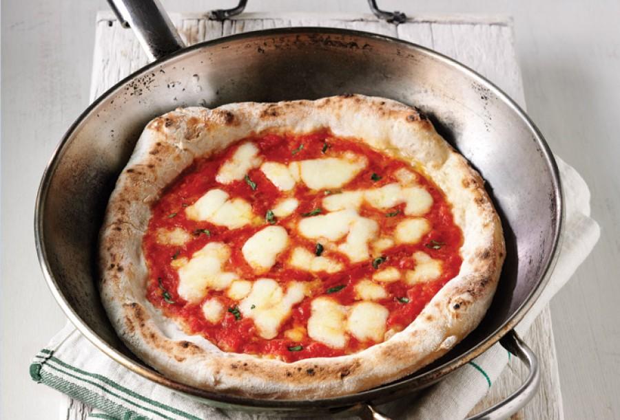 Serpenyős pizza, erre még biztos nem gondoltál!