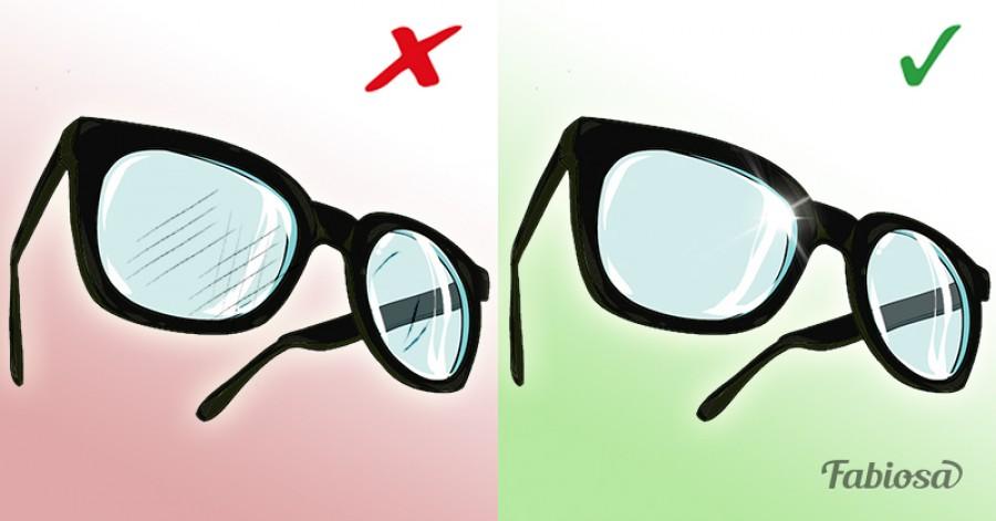 5 módszer, amellyel megmentheted a karcos szemüvegedet!