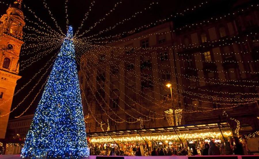 Már sejteni lehet, milyen időnk lesz Karácsony környékén
