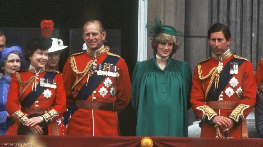 Ezért utálta a királynő férje, Fülöp herceg Diana hercegnőt!
