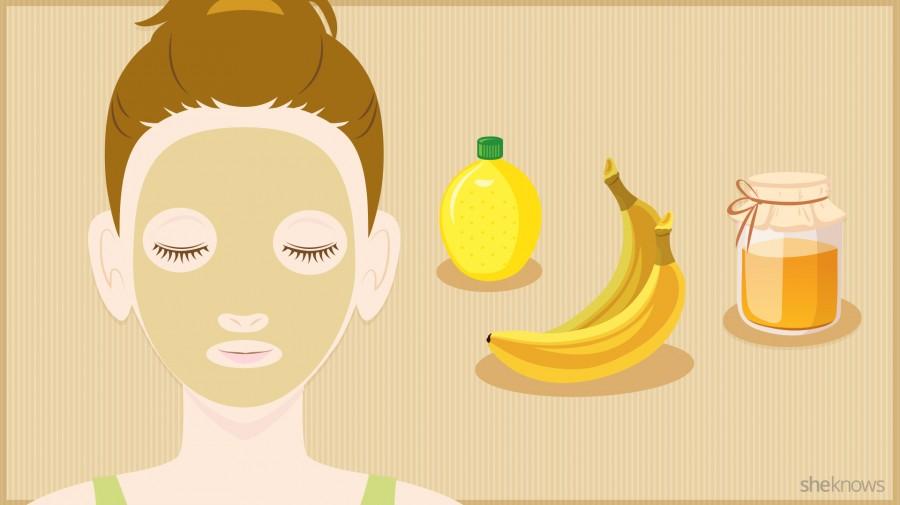 Csodákat tesz a száraz arcbőrrel. Próbáld ki te is ezt a banános arcpakolást!