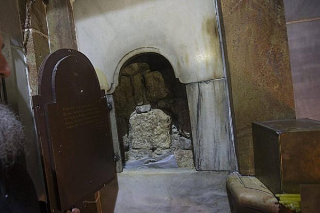 SZENZÁCIÓS FELFEDEZÉS: feltárták Jézus sírját!