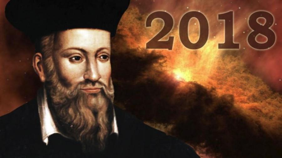 Nostradamus jóslatai a 2018-ra!