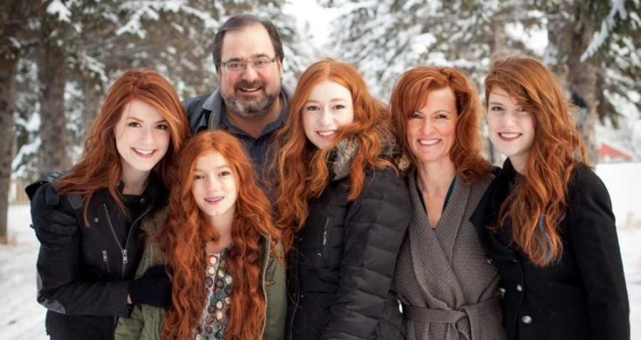 Ismerd meg a családot, ahol senki sem hasonlít az apukára!