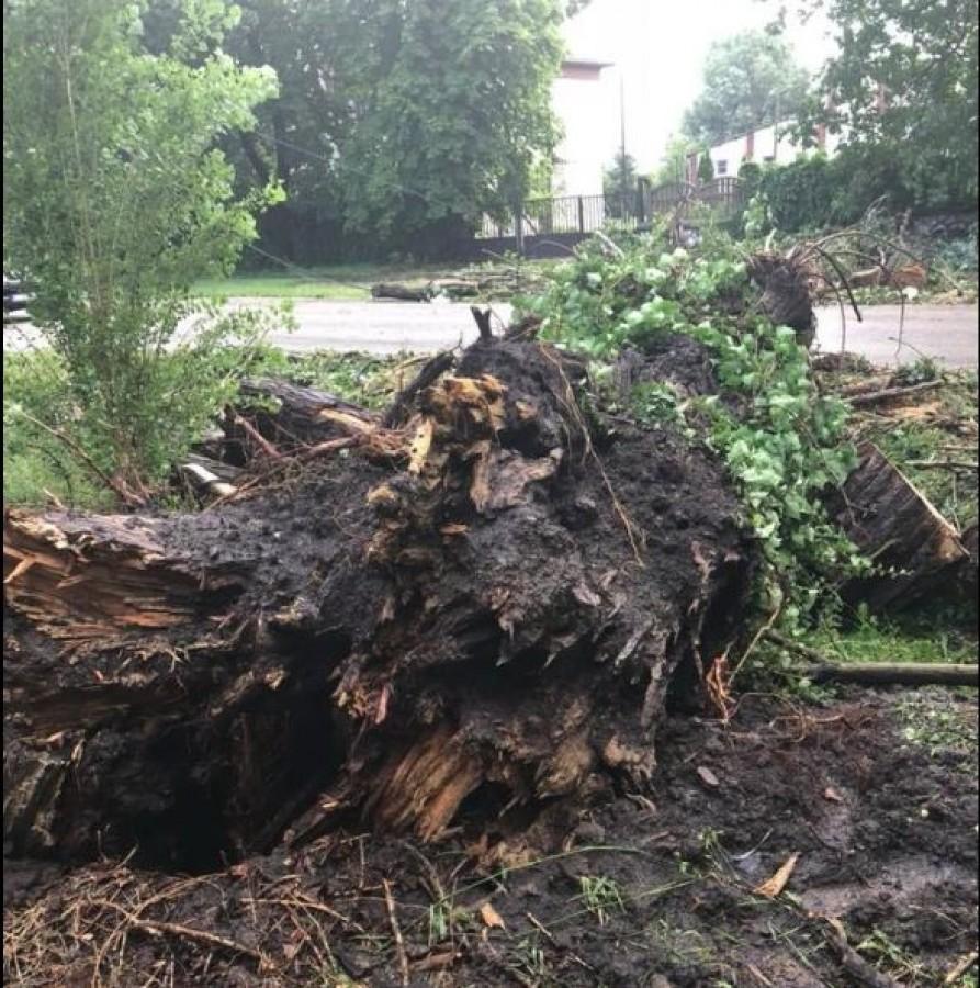Tragédia! Négy ember életét vesztette a viharban Dombóváron.