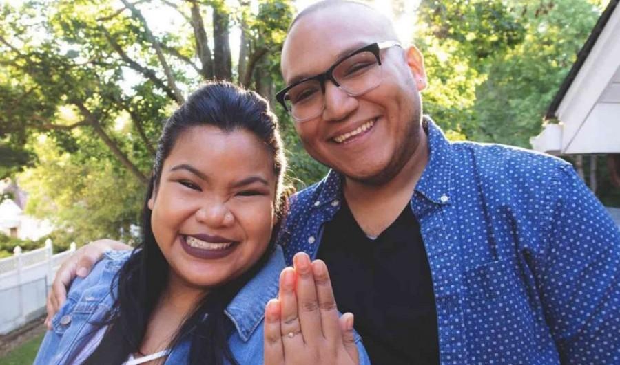 A boldog fiatal pár az eljegyzésrőlkészült képeket osztotta meg az Instagramon, de jókívánságok helyett negatív megjegyzéseket kaptak