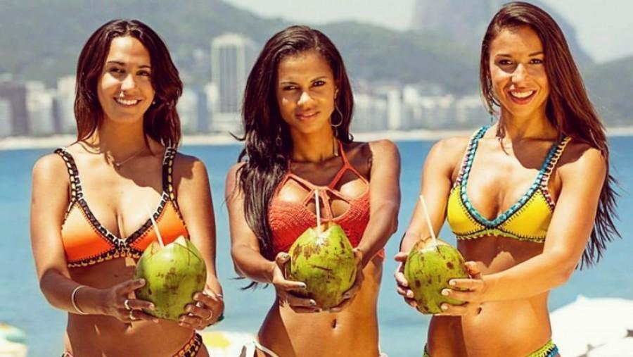 Egy elképesztő trükkel barnulnak a brazil nők!