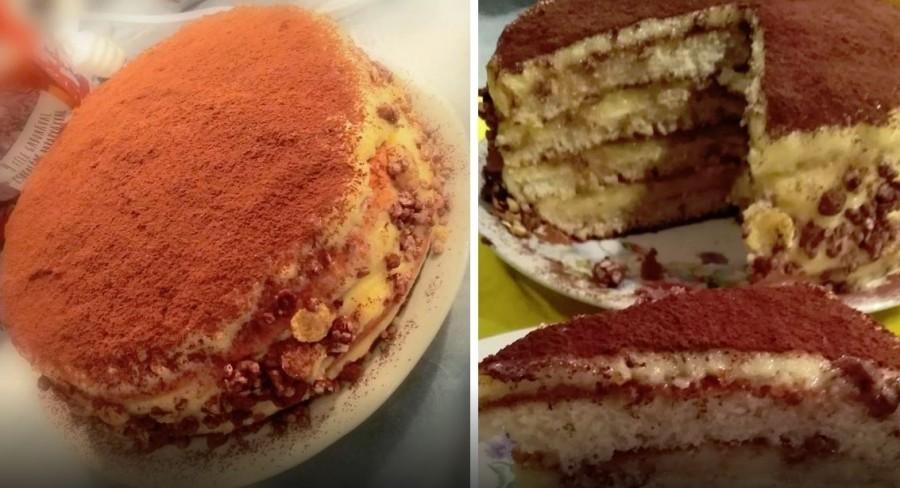 Serpenyőben sült mézes torta – Ha ettetek már finomat…