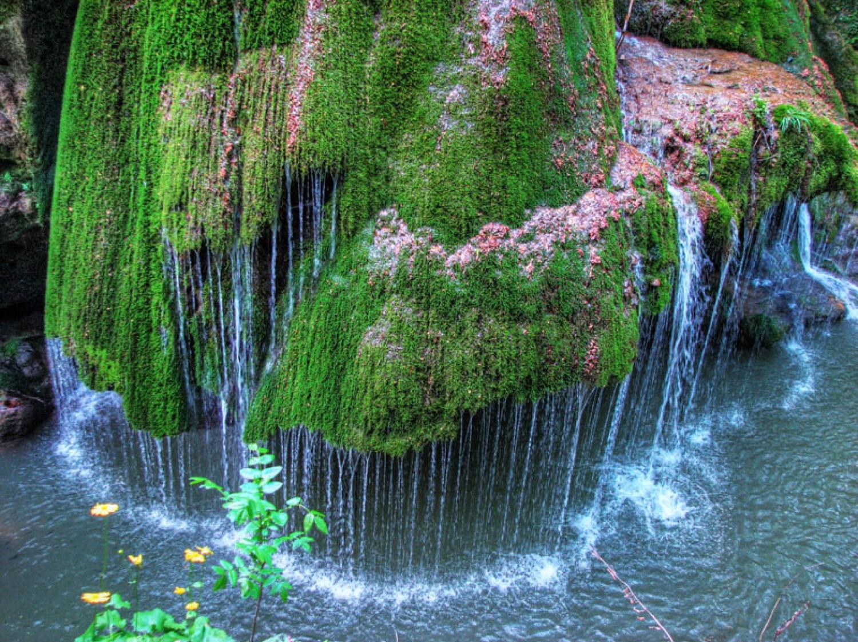 Leszakadt Erdély egyik legszebb vízesésének kőtömbje