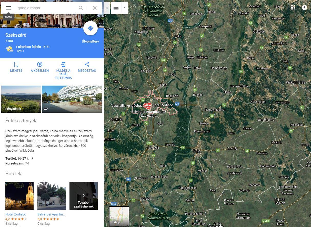 Keresd Meg A Hazadat A Google Muholdas Terkepen Elmeny Orszag
