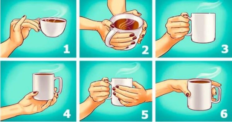 Ezt árulja el rólad, hogyan tartod a csészédet