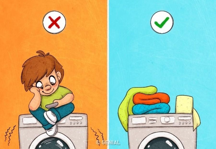 36 súlyos hiba, ami lerövidíti a háztartási gépeid élettartamát - kerüld el mindet!