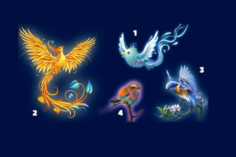 Melyik madár áll a legközelebb a szívedhez? Nézd meg, mit árul el a személyiségedről!
