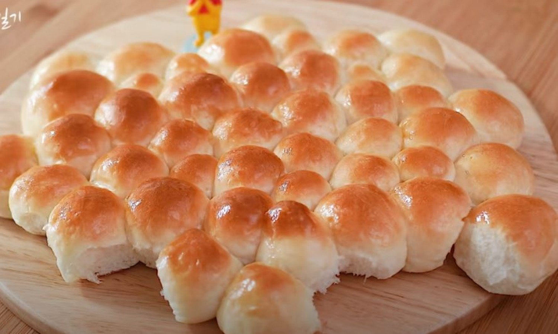 Buborékos-kenyér: hihetetlenül egyszerű elkészíteni, mégis mindenki a csodájára jár